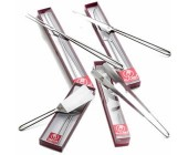 Kit accessori in acciaio inox per barbecue